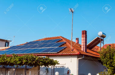 113797162-solar-cell-panels-are-using-renewable-sun-energy-for-making-electricity-placed-on-house-roof-modern-